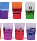 custom imprinted stadium cups